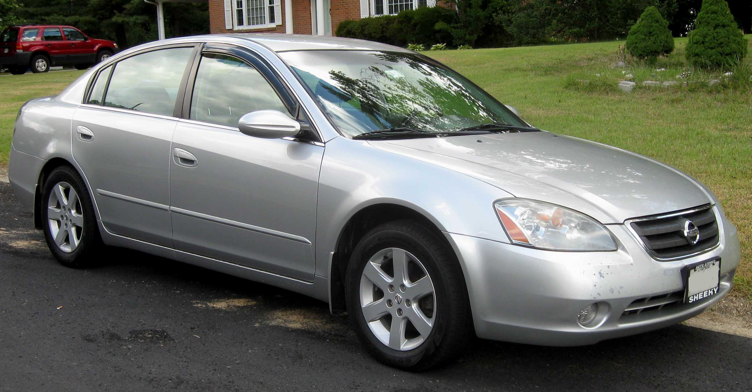 Great Description About 2002 Nissan Altima Se with Captivating Photo...<a href=