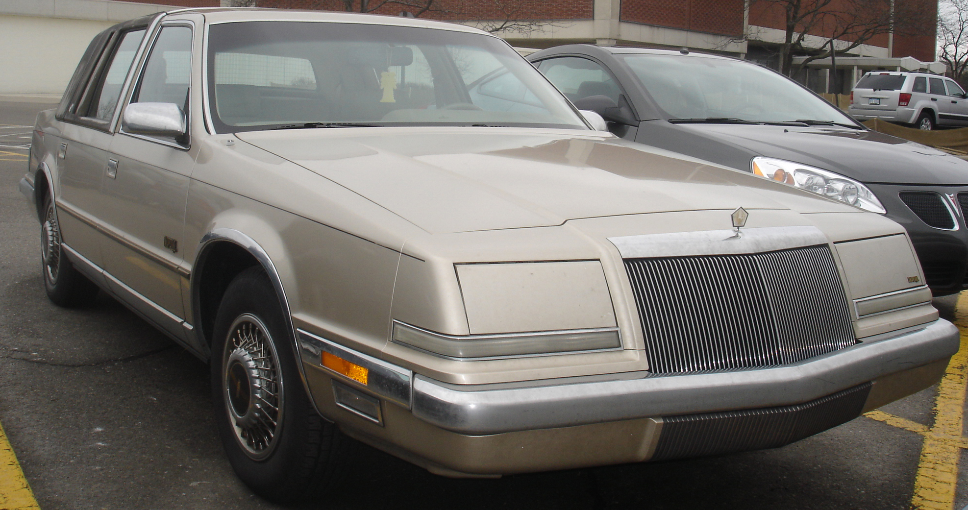 1990 Chrysler Imperial #10