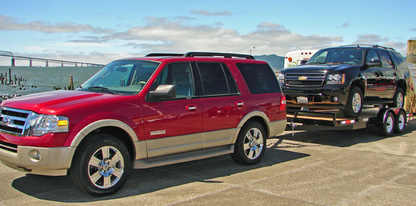 2007 Ford Expedition El #10