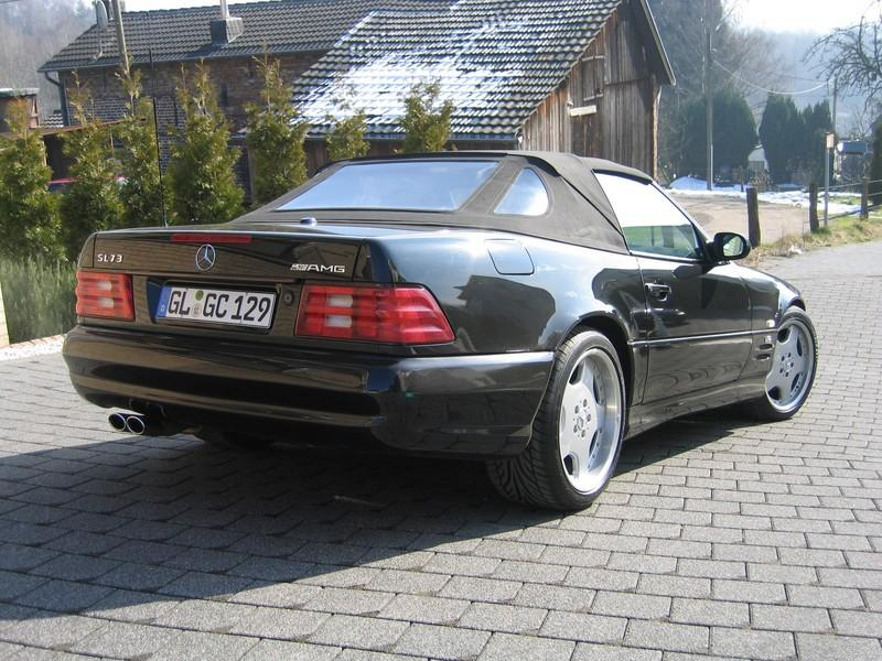 1994 Mercedes-Benz SL #17