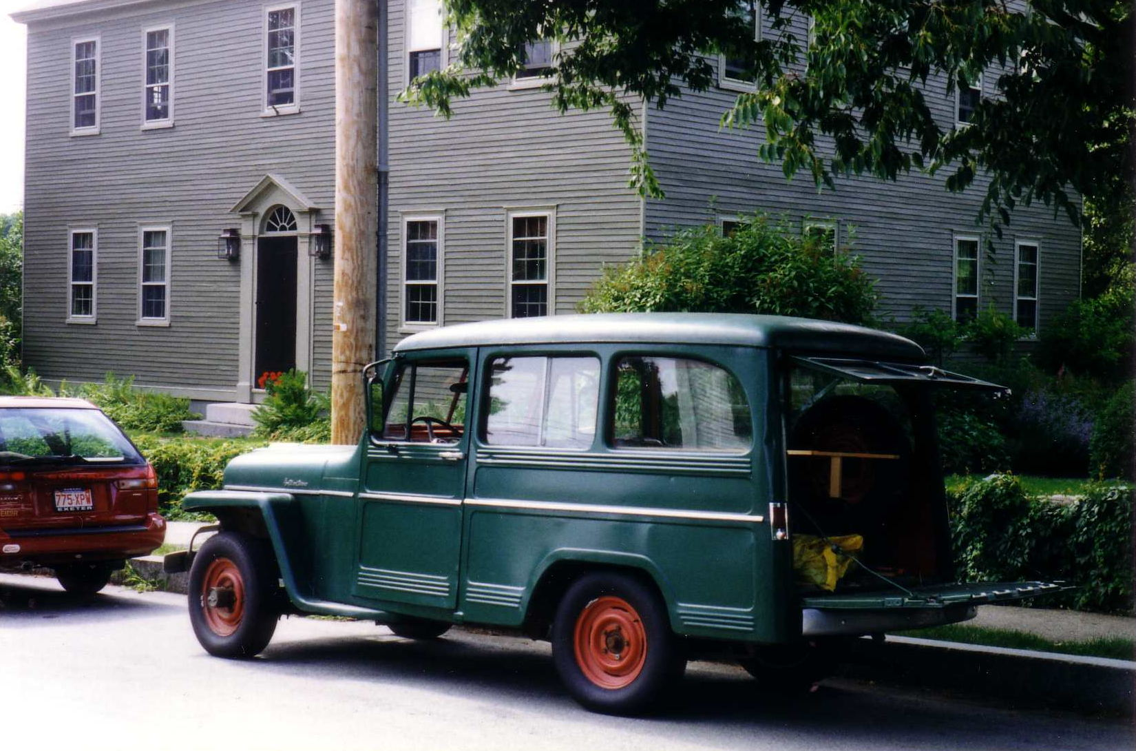 1949 Jeep Station Wagon #11
