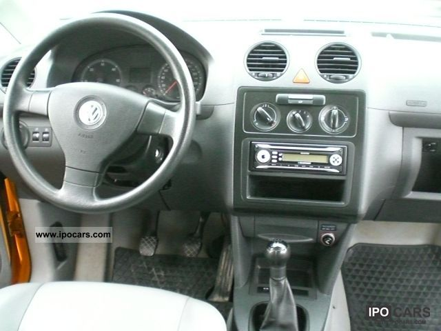 2006 Volkswagen Caddy #4