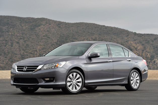 2014 Honda Accord #7