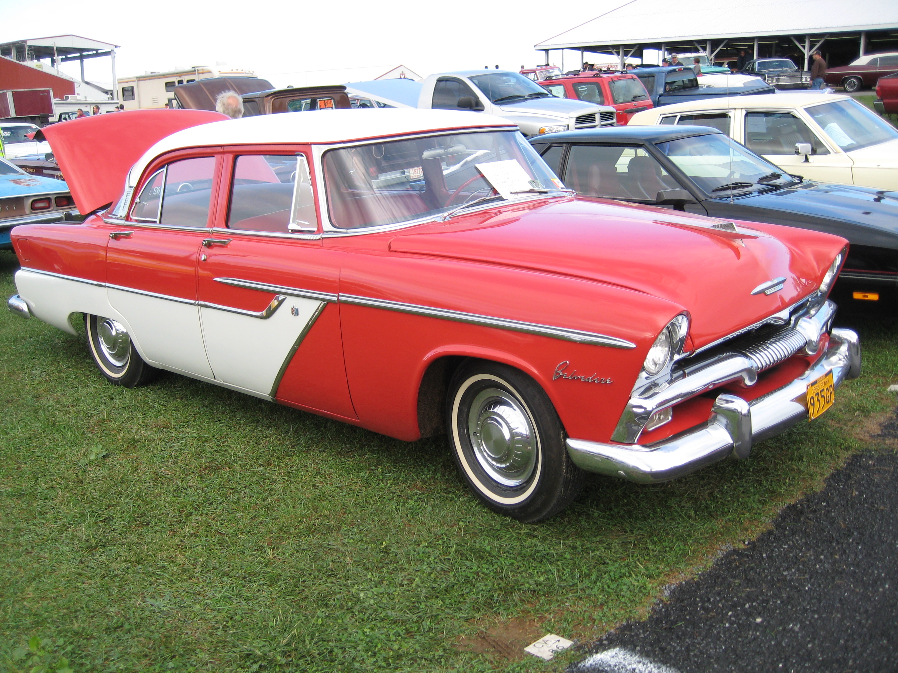 Plymouth Belvedere #4