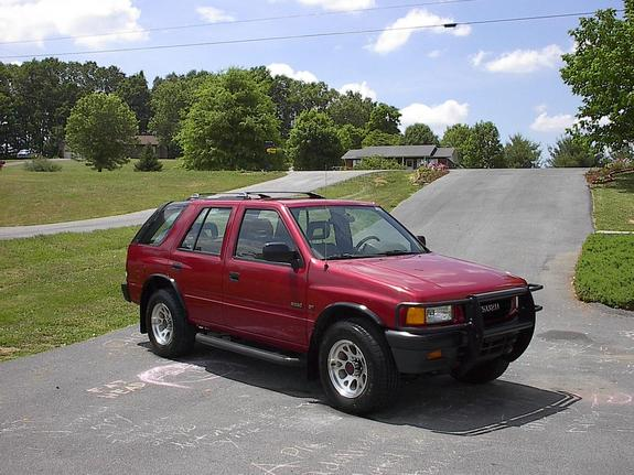 1994 Isuzu Rodeo #7