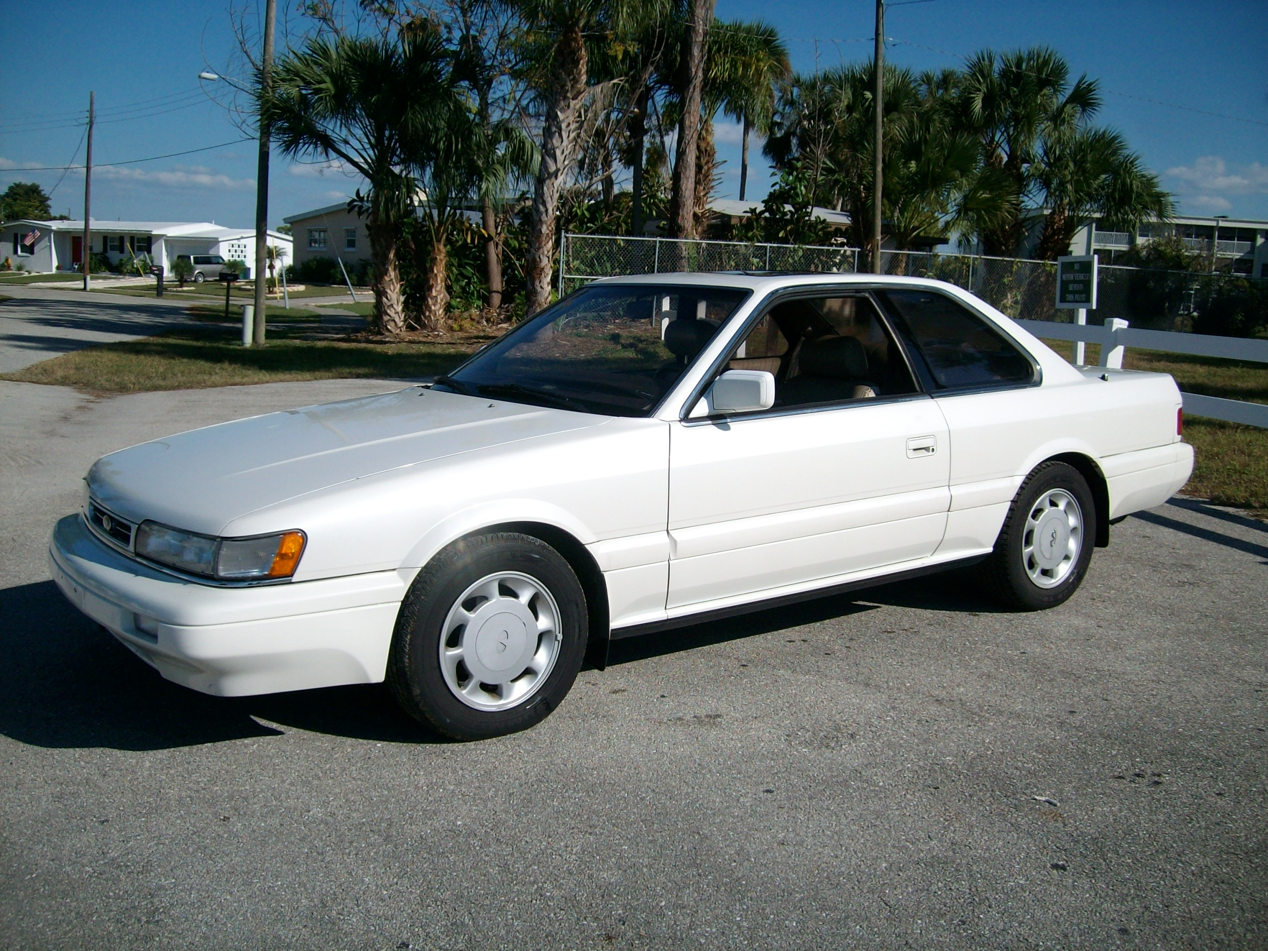 1991 Infiniti M30 Photos Informations Articles Engine Diagram 1