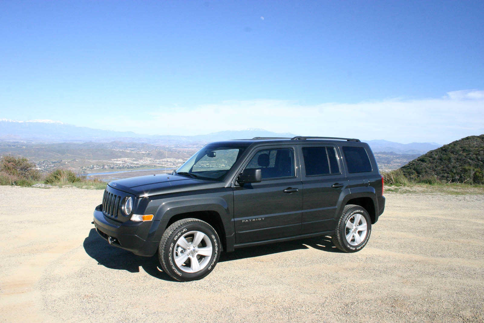 2011 Jeep Patriot #10