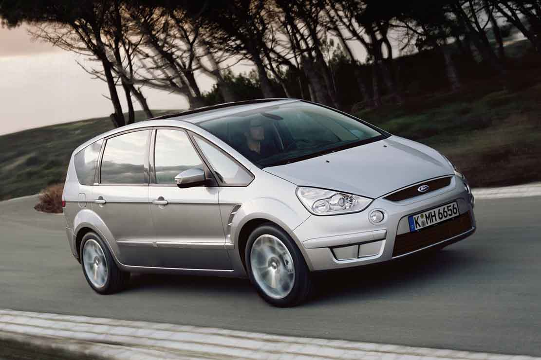 2008 Ford S-Max #10