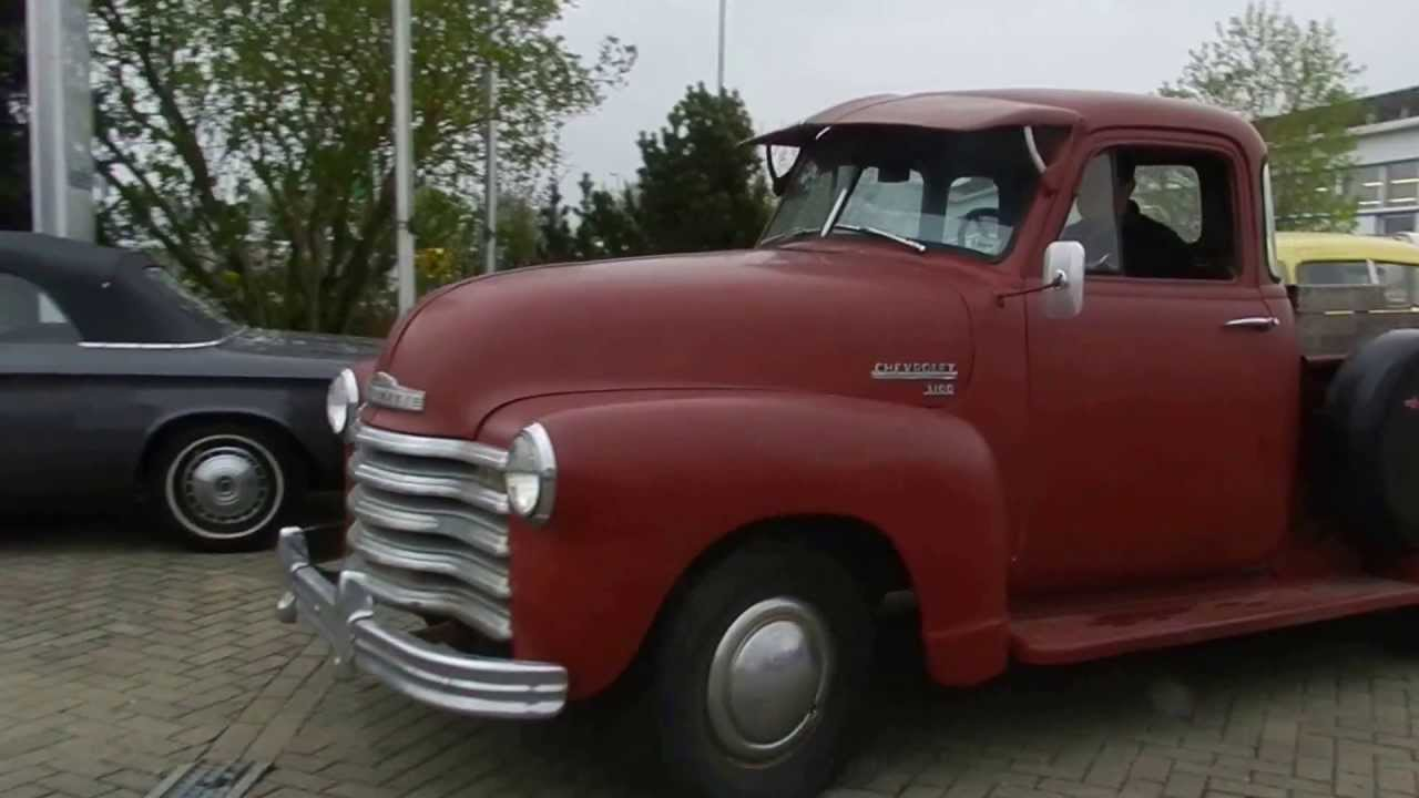 Chevrolet Half Ton Photos Informations Articles 1949 Chevy Pickup 5 Window 17
