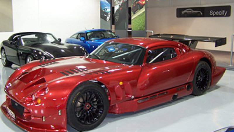 TVR Speed 12 #11