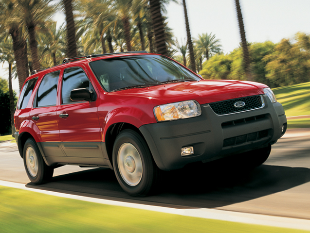 2004 Ford Escape #3