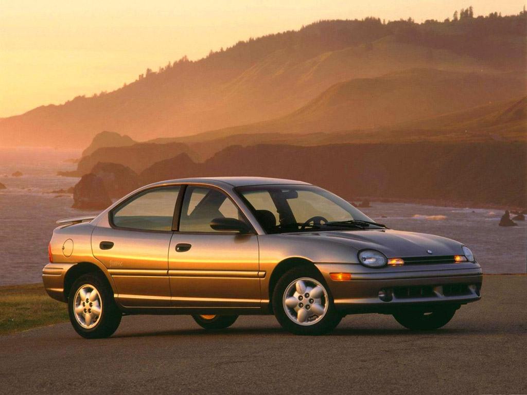 1994 Chrysler Neon #7