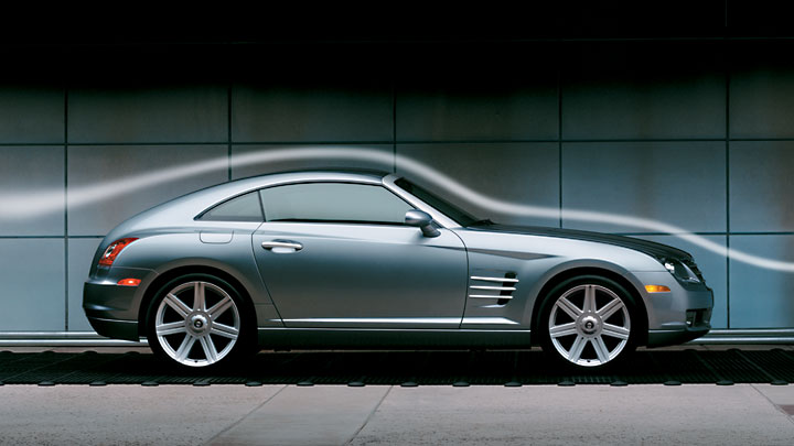 2008 Chrysler Crossfire #13