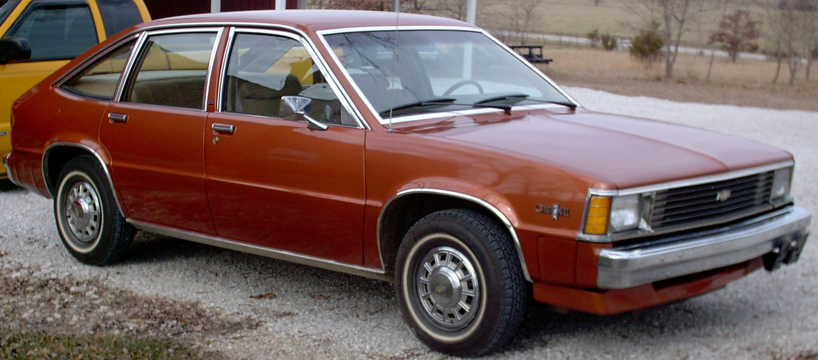 1980 Chevrolet Citation #16