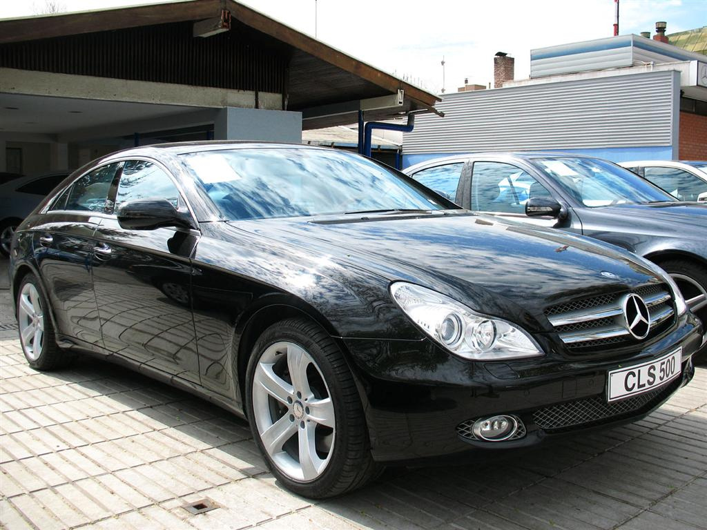 2009 Mercedes-Benz CL #9