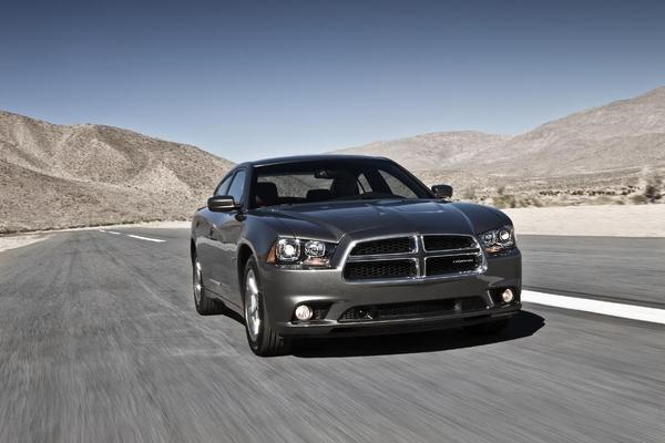 2013 Dodge Charger #14