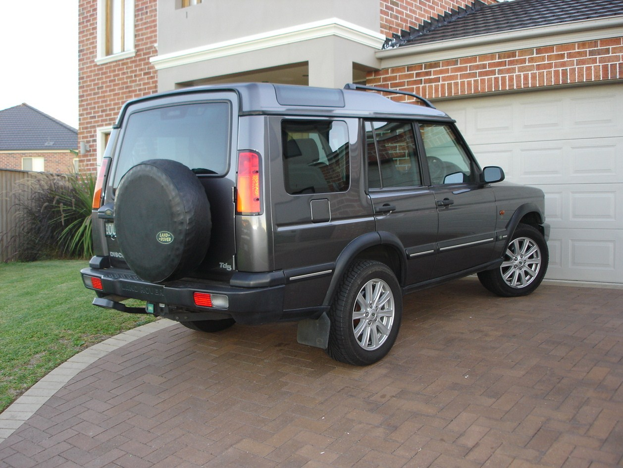 2002 Land Rover Discovery Series Ii #3