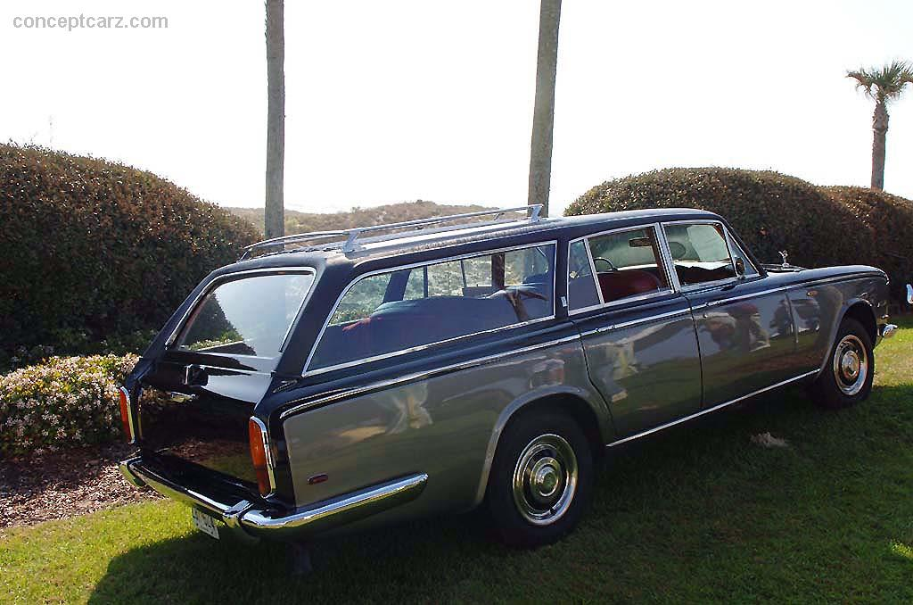 1969 Rolls royce Silver Shadow #10