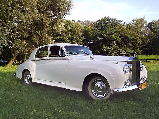 1959 Rolls royce Silver Cloud #14