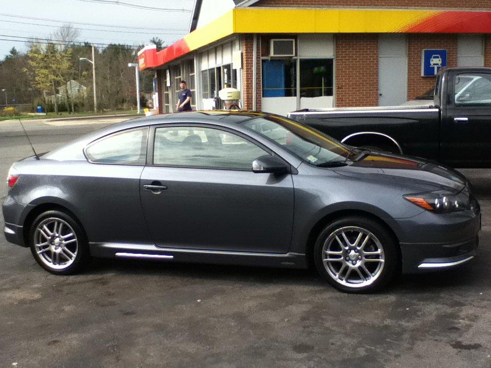 2008 Scion Tc #7