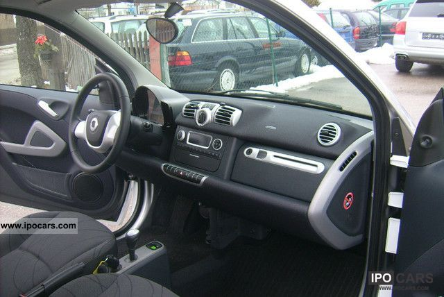 2011 Smart Fortwo #9