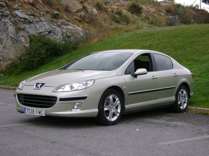 2007 peugeot 407 photos informations articles. Black Bedroom Furniture Sets. Home Design Ideas