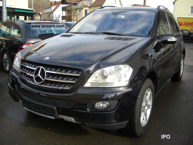 2005 Mercedes-Benz ML #9