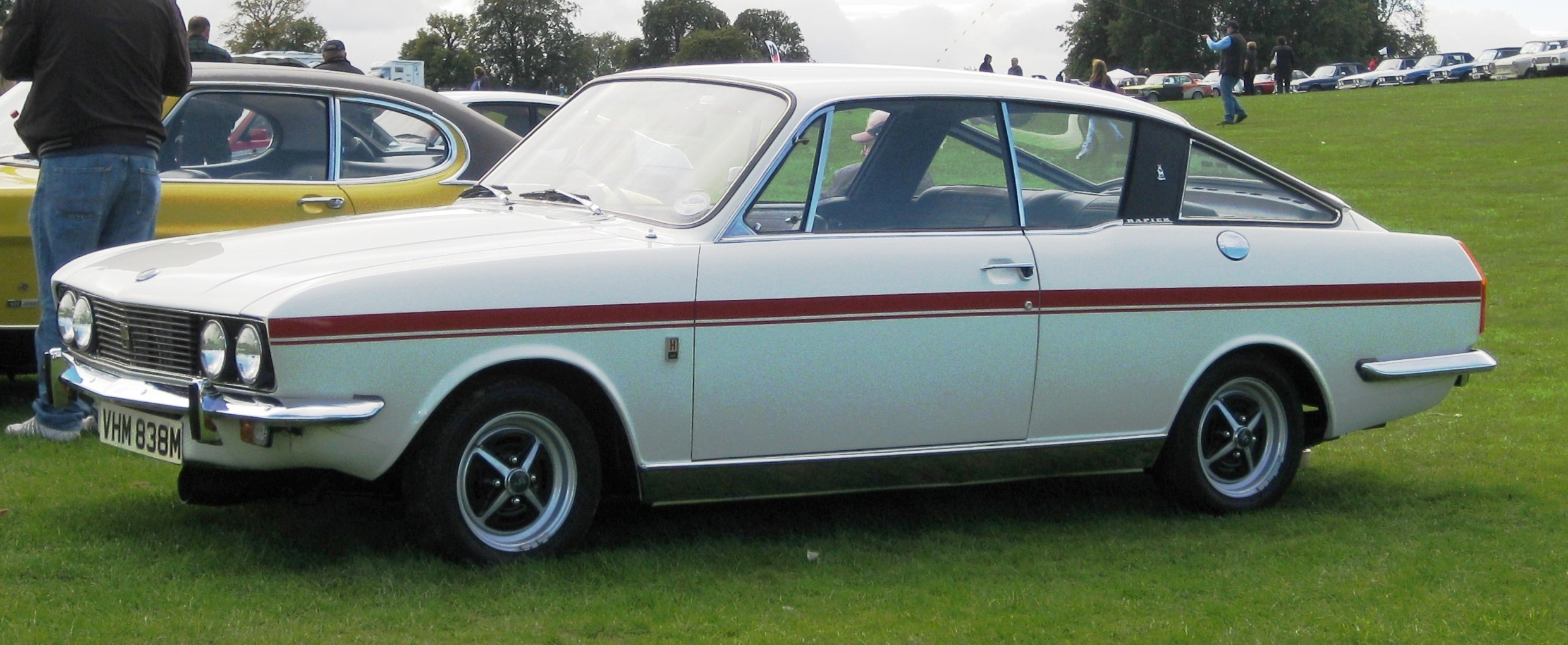 1968 Sunbeam Rapier #8