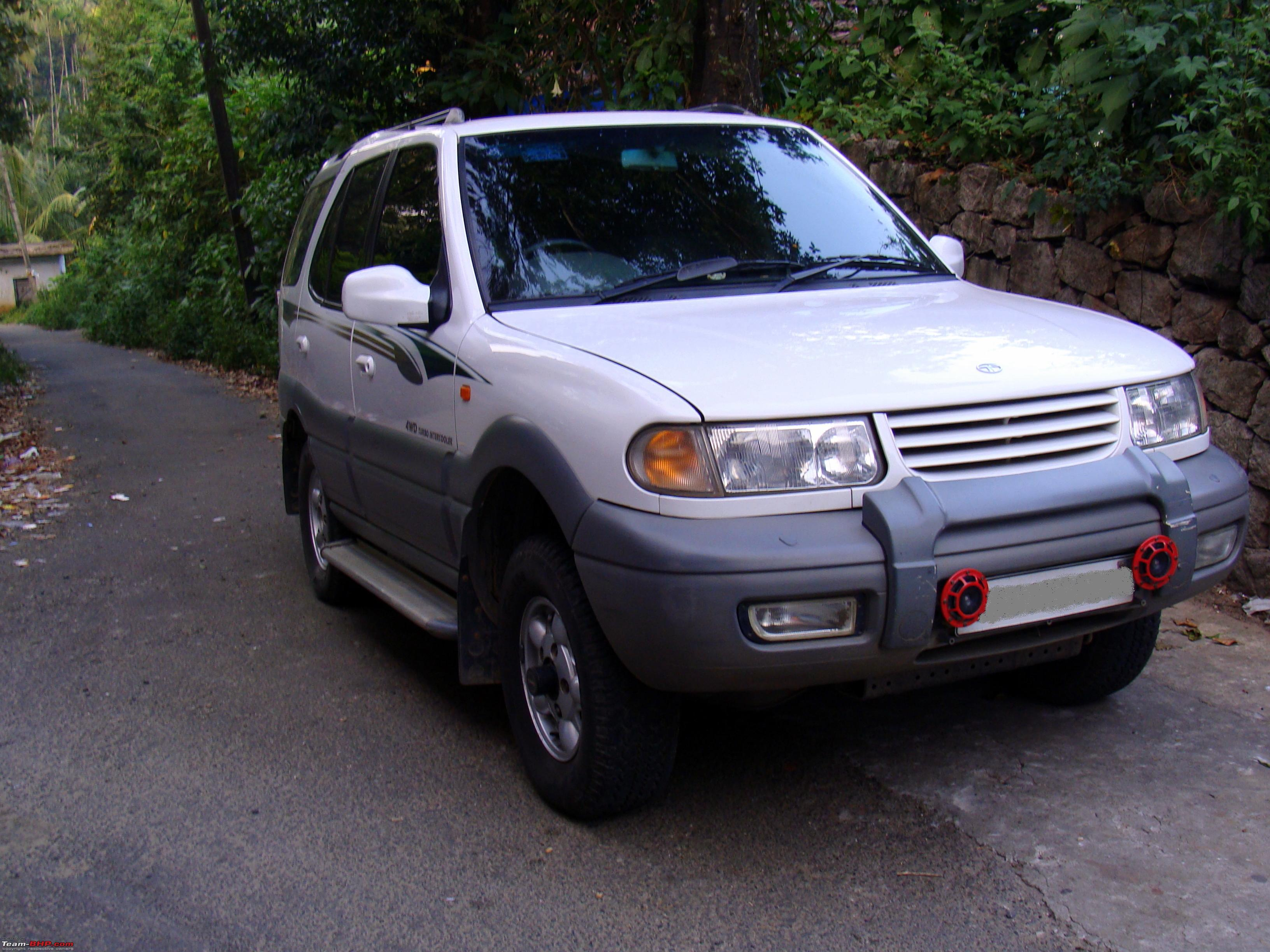 1999 Tata Safari #8