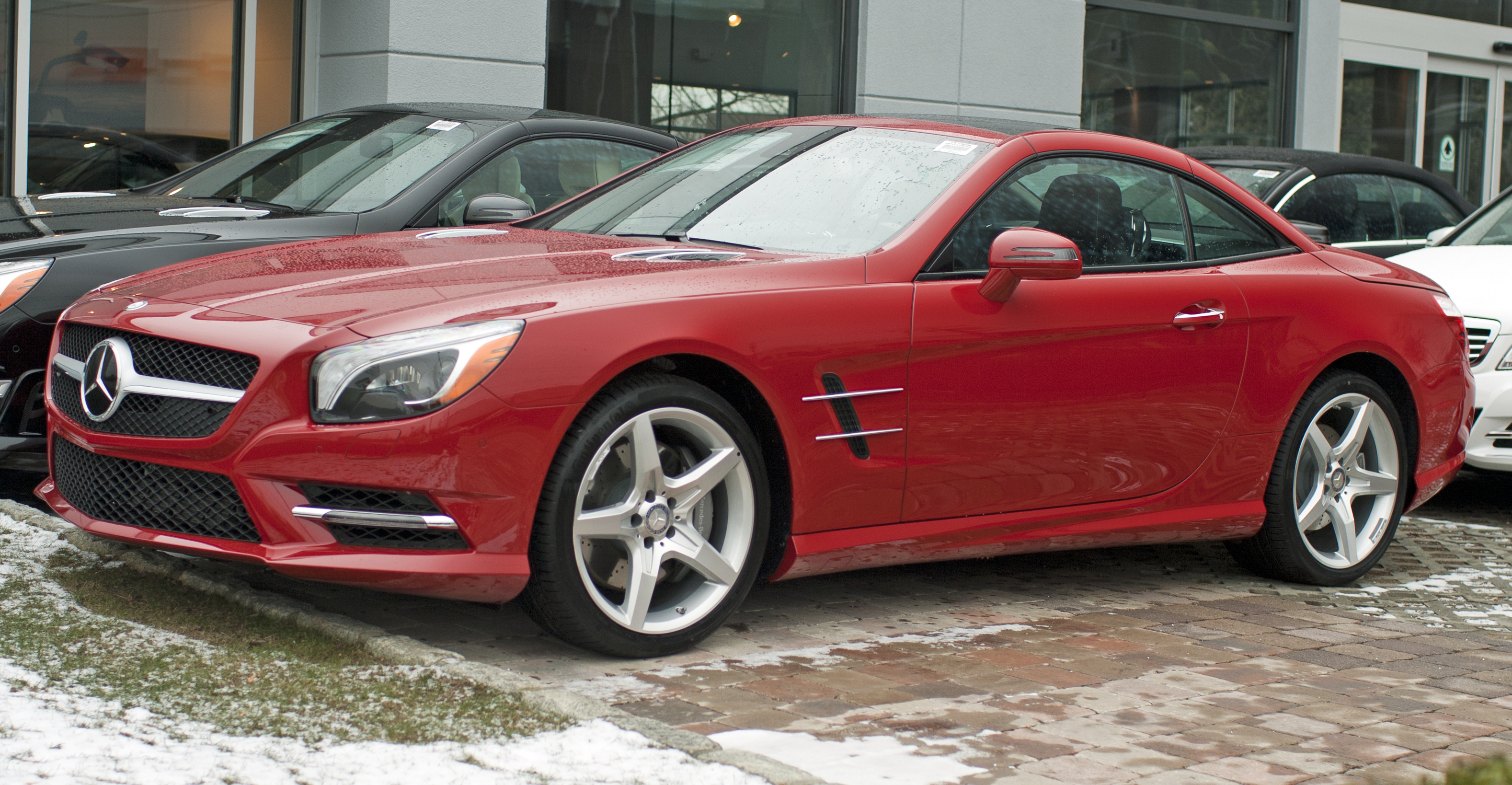 Mercedes-Benz SL #3