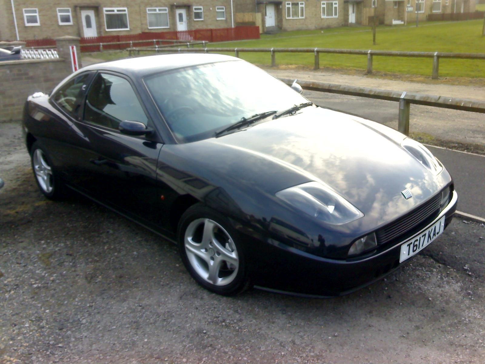Fiat Coupe #4