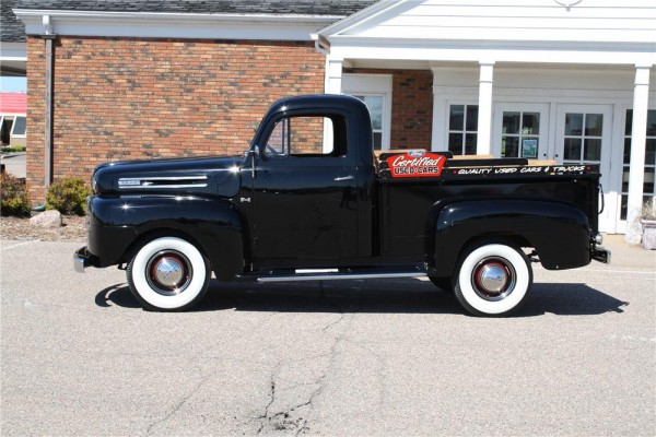 1950 Ford F #5