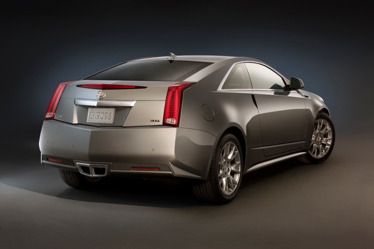 2014 Cadillac Cts Coupe #8