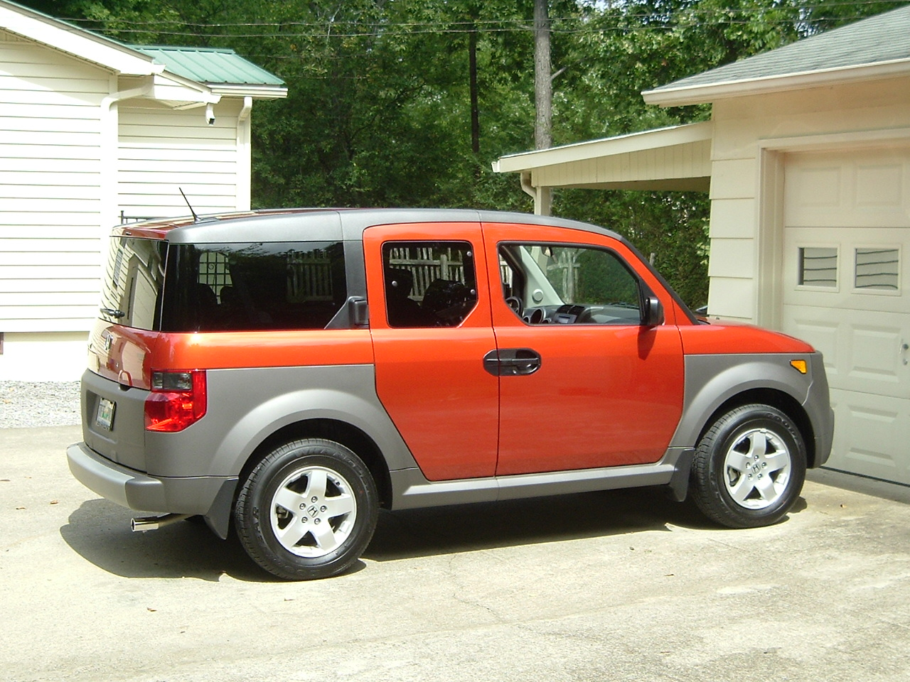 2005 honda element photos informations articles. Black Bedroom Furniture Sets. Home Design Ideas