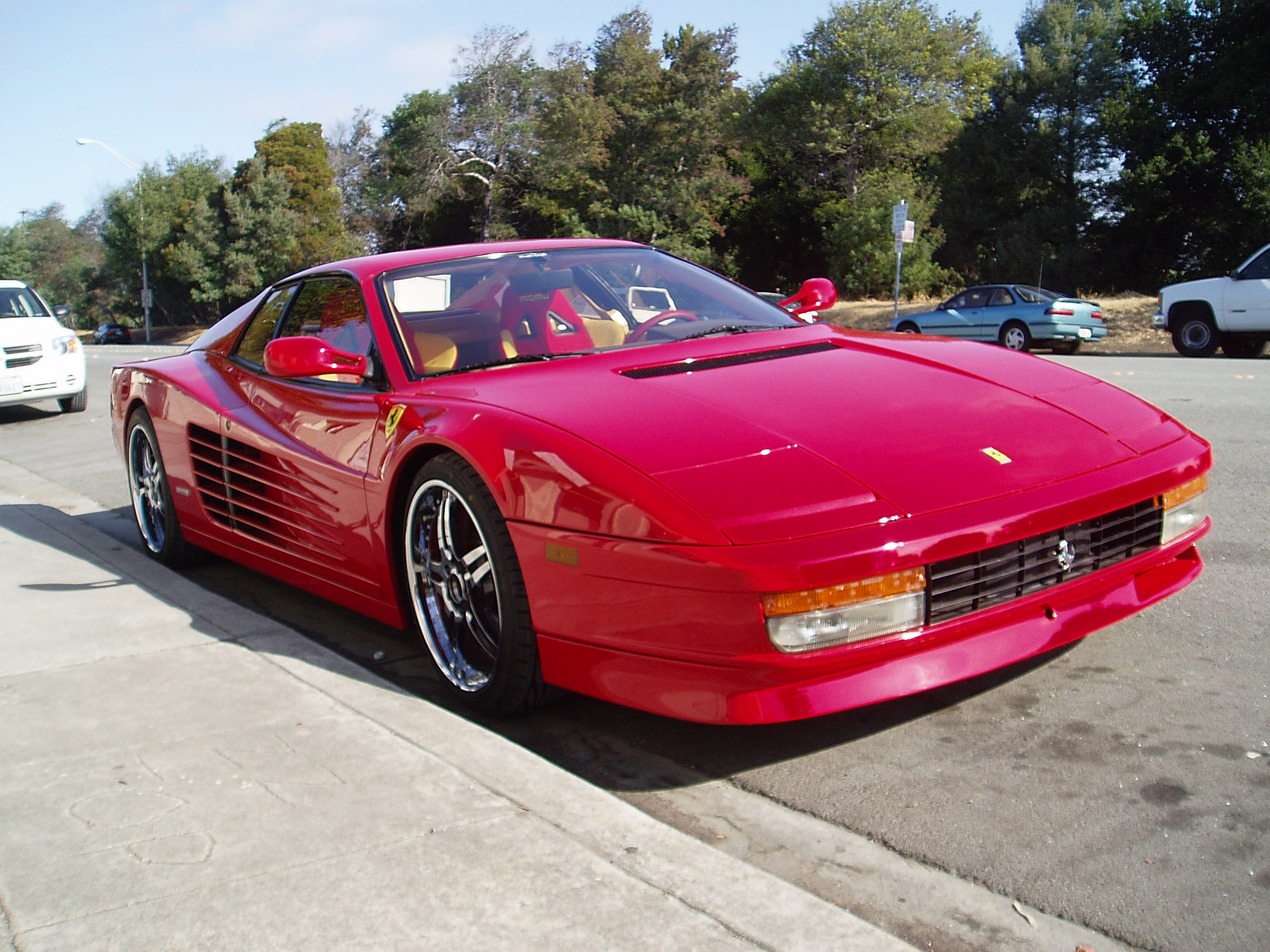 1987 ferrari testarossa photos informations articles. Black Bedroom Furniture Sets. Home Design Ideas