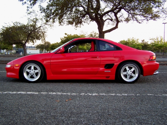 1992 Toyota Mr2 #4