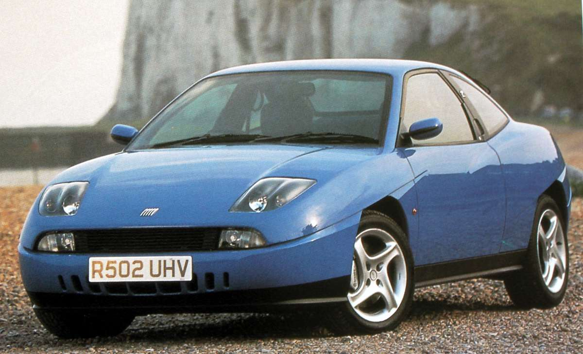 Fiat Coupe #12