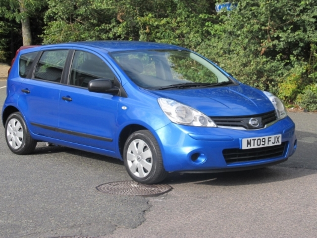 2009 Nissan Note #7