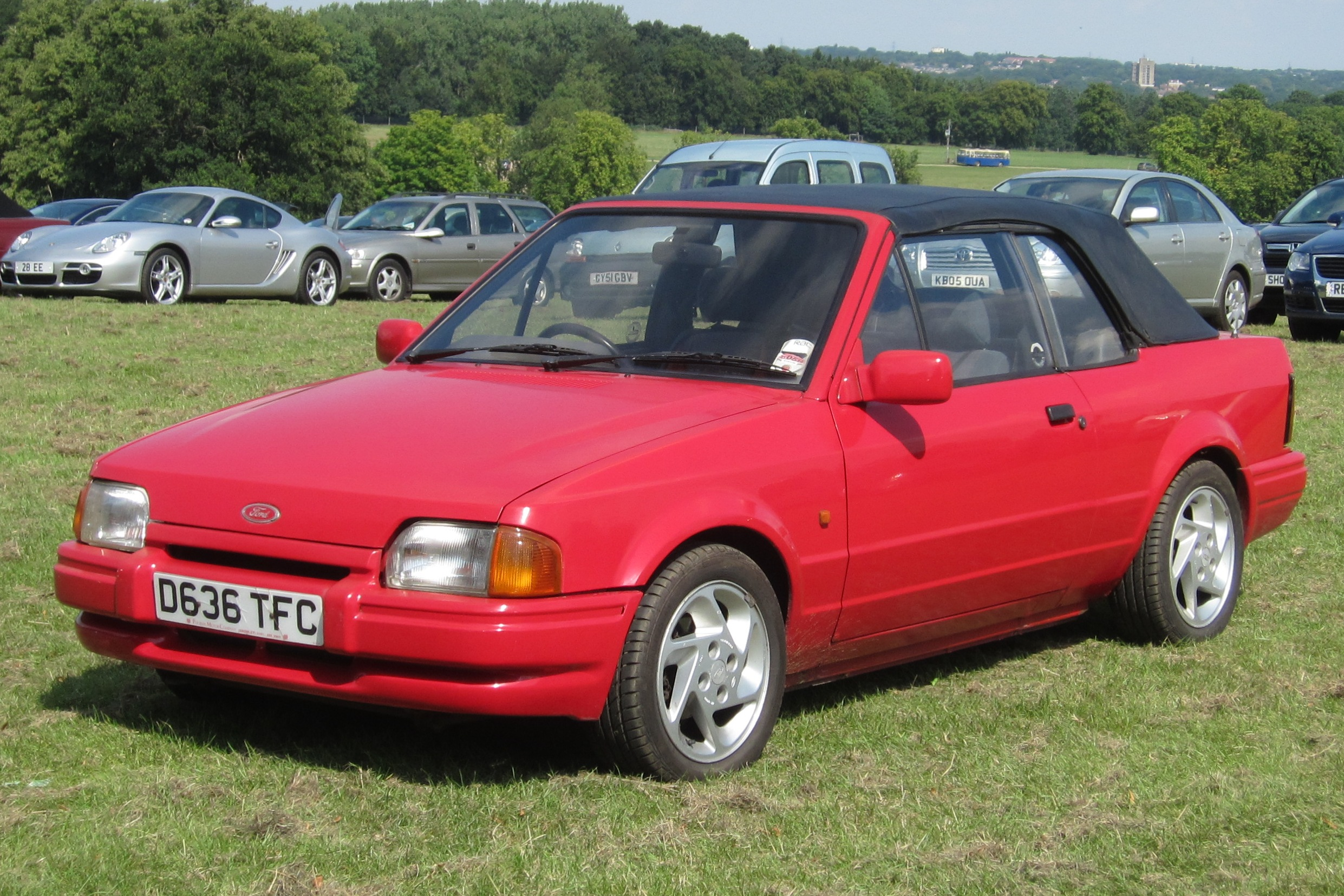 1986 Ford Orion #8