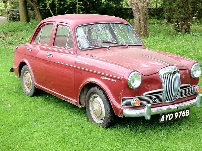 1964 Riley One-Point-Five #2
