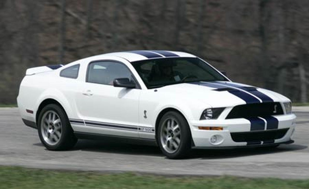 2007 Ford GT 500 #12