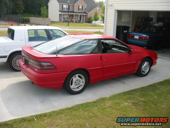 1990 Ford Probe #8