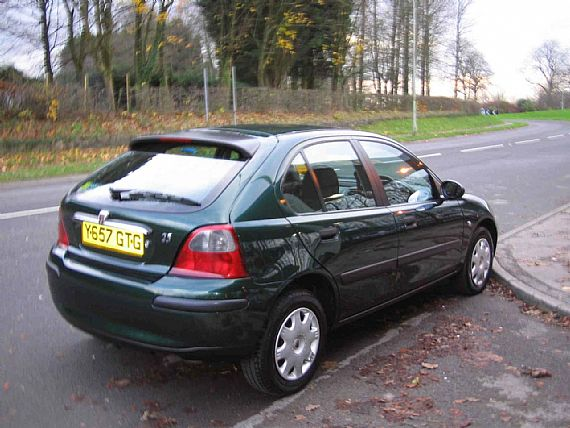 2008 Rover Streetwise #15
