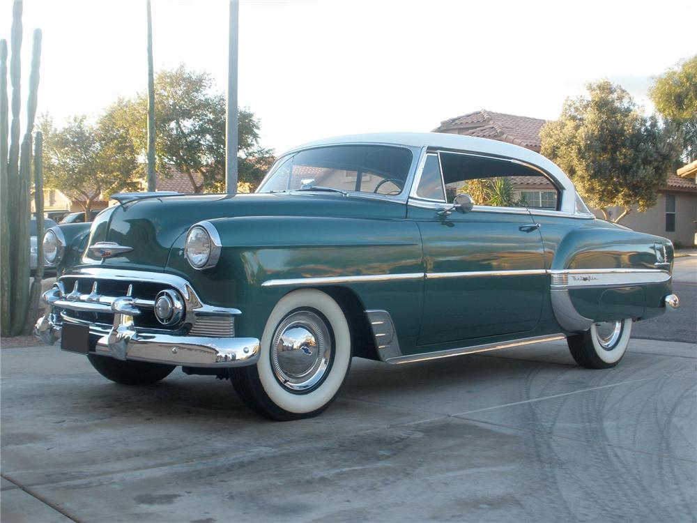 1953 Chevrolet Bel Air #2