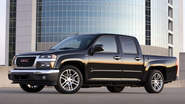 2010 GMC Canyon #7
