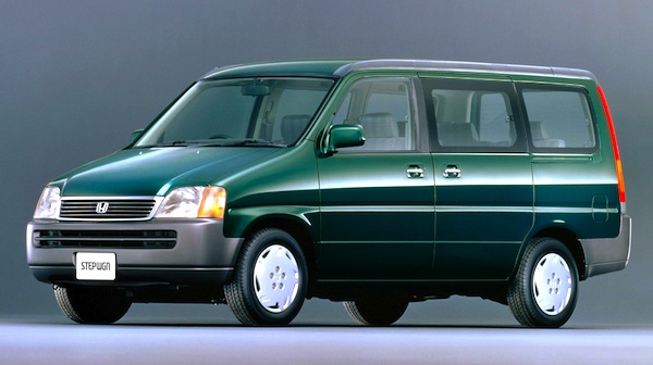 1998 Honda Step Wagon #3