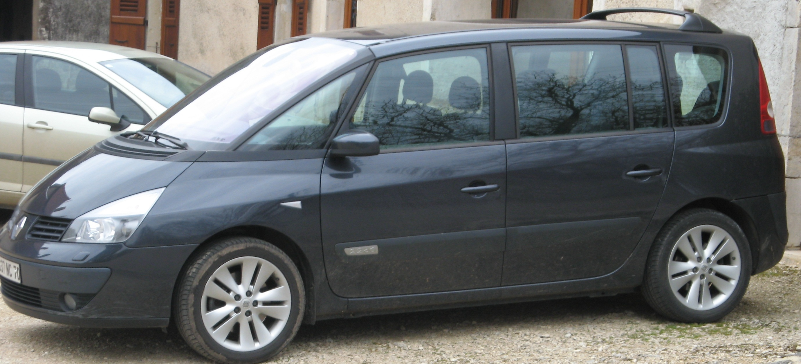 2004 renault espace photos informations articles. Black Bedroom Furniture Sets. Home Design Ideas