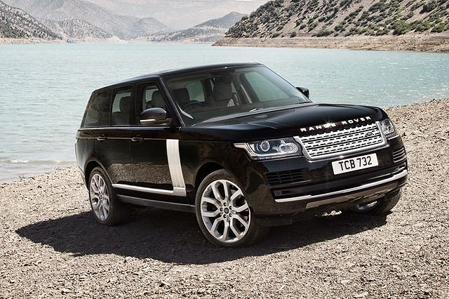 Land Rover ALL-NEW Range Rover #4