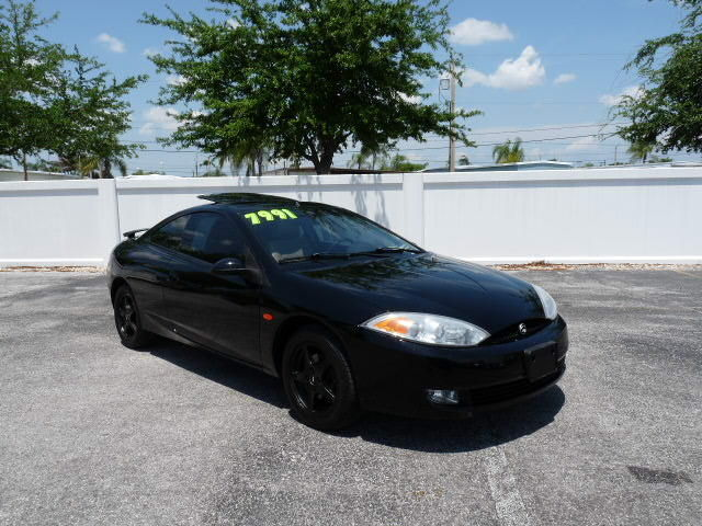 2001 Ford Cougar #8