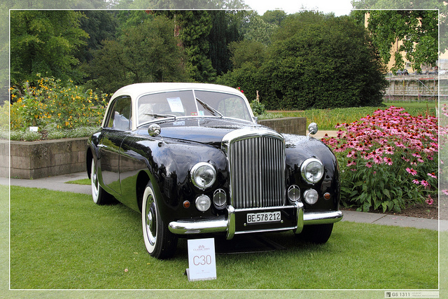 1951 Bentley Mark VI #8